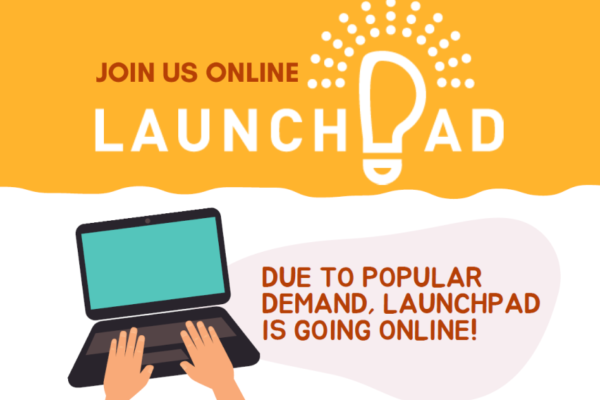 Develop your great idea with Launchpad!