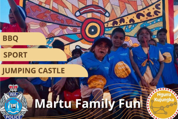 Martu Families' Night
