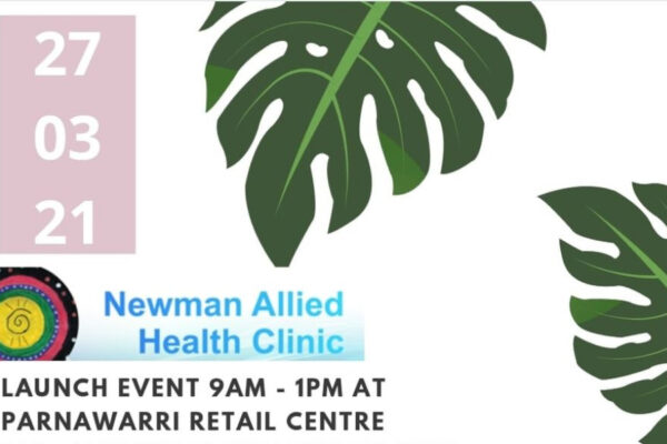 Newman Allied Health Clinic Opening