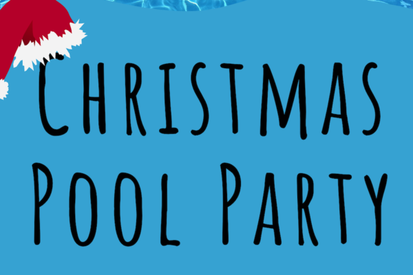 Christmas Pool Party!
