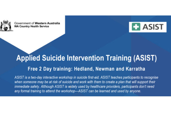 Applied Suicide Intervention Training