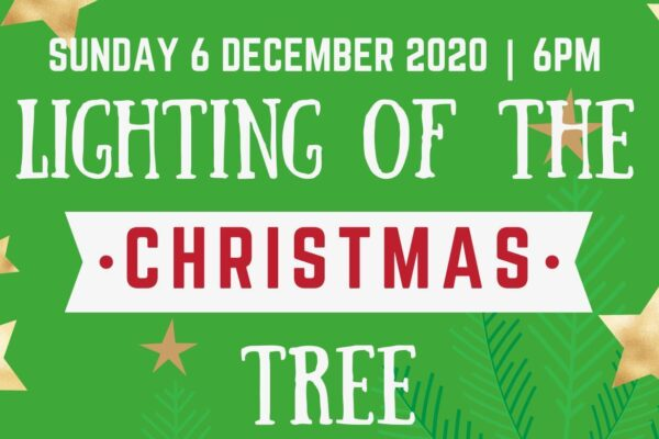Lighting of the Christmas Tree